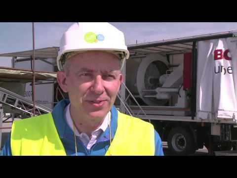 Innovative sewage sludge technology