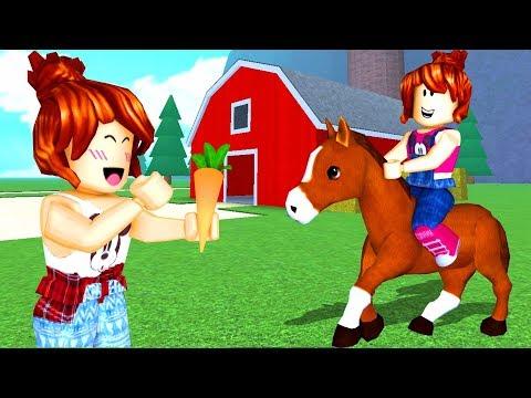 roblox---rotina-na-fazenda-(horse-valley-beta)
