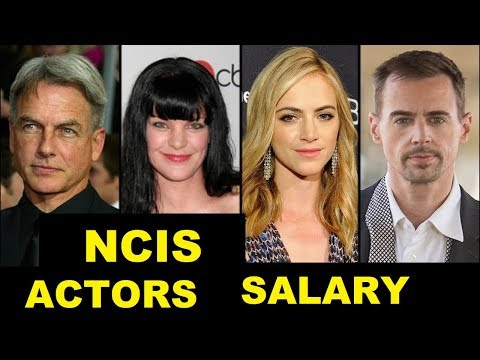 NCIS ACTORS SALARY 2018