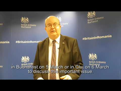 UK citizens in Romania: Post-Brexit challenges, opportunities and next steps