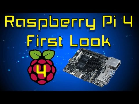 Raspberry Pi 4 Unboxing First Look And Raspbian Test APRIL FOOLS