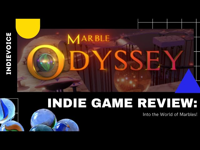 Indie Game Review: Marble Odyssey! Enter the world of Marbles!