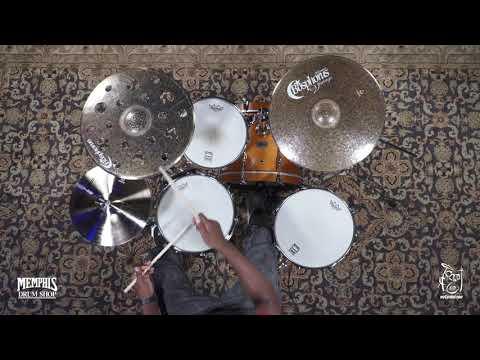 "Bosphorus 18"" Turk FX Crash Cymbal - 1303g (K18C18H-1052220L)"