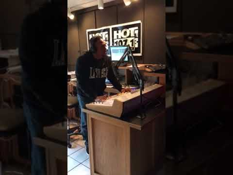 Yo Millionaire At Radio Station Hot 107.1 In Memphis