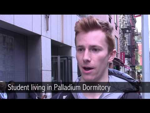 Students for Justice in Palestine's Fake Eviction Notice in NYU