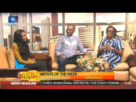 Sunrise: Artiste Naomi Mac Narrates How Music Started For Her