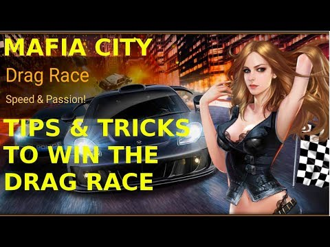 Mafia City - Drag Race Event Tips