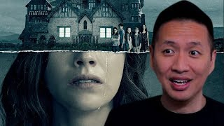 The Haunting of Hill House Trailer Reaction and Review