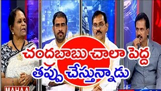 Caste is Playing the Main Role in AP Politics compare to Telangana | #PrimeTimeMahaa