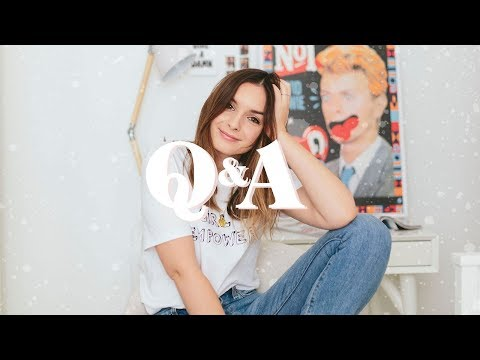 Q&A: Ethical Fashion, Weddings, Future Goals & Blogging | What Olivia Did