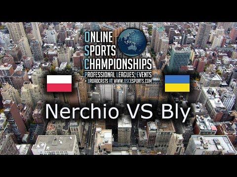 Nerchio VS Bly - SEA Masters Cup 107 - Group C - polski komentarz