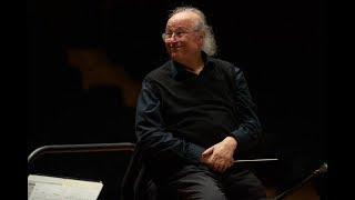 """Dvo?ák: Symphony no. 9 """"From the New World"""" - Eliahu Inbal - Sinfónica de Galicia"""