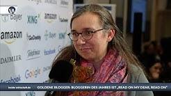 """Die Bloggerin des Jahres ist Marie Sophie Hingst mit """"Read on my dear"""""""