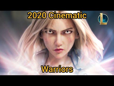 League Of Legends | Warriors | 2020 Cinematic | [1HOUR]