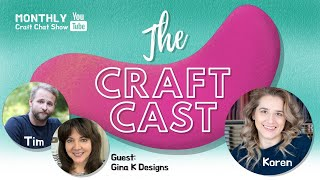 The Craft Cast Season 3 Episode 2 with Special Guest- Gina K