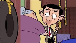 NEW Mr Bean Animated Series ᴴᴰ Best 30 Minutes Non-Stop Cartoons! New Collection 2016 :: PART 1