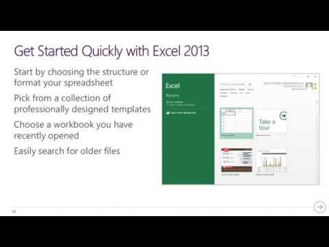 Webinar - Microsoft Excel Tips and Tricks - 2014-05-29