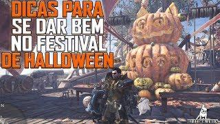 Monster Hunter World - DICAS PARA SE DAR BEM NO FESTIVAL DE HALLOWEEN!
