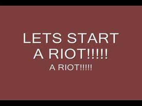 RIOT - THREE DAYS GRACE LYRICS!!!!!!!!