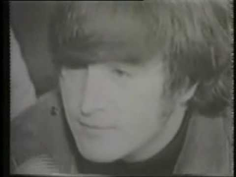 John Lennon - Press Conference with the Beatles (1965)