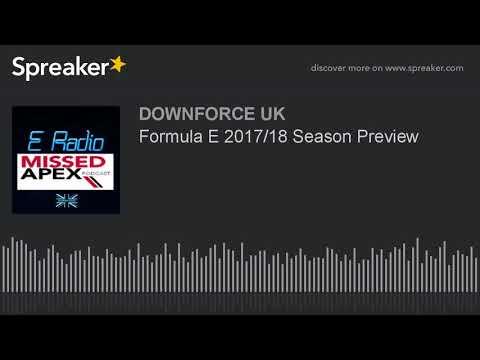 Formula E 2017/18 Season Preview