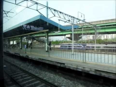 Seoul Metro Express Train, runs from Seoul Station to Suwon.
