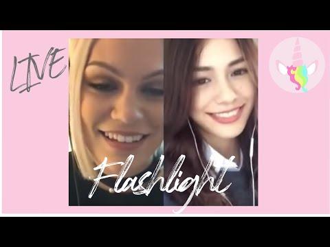 Flashlight Live | Jessie J & Fifi Blake (Smule Sing! Karaoke App)