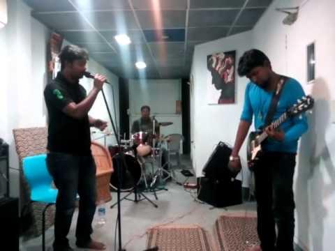Uyirin Uyire cover - Mantrazz (Kakka Kakka)