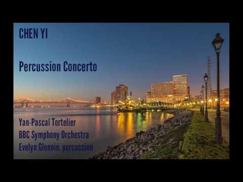 Chen Yi: Percussion Concerto [Tortelier-BBC SO-Glennie]