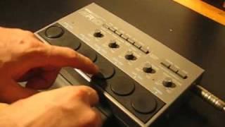 Yamaha MR 10 Rare Analogue Vintage Drum Machine