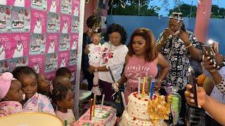 Afia Schwarzenegger's Daughter Birthday- Full Video