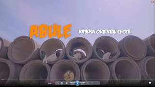 Download Kabusa Oriental Choir Comedy - Abule cover by Kabusa Oriental Choir