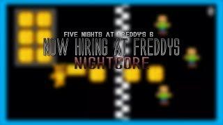 |Nightcore| JT Machinima - FNaF 6 Song