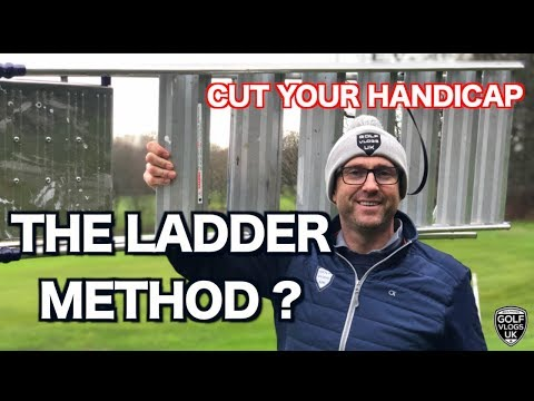 HAVE YOU EVER USED THE LADDER METHOD TO LOWER YOUR SCORE