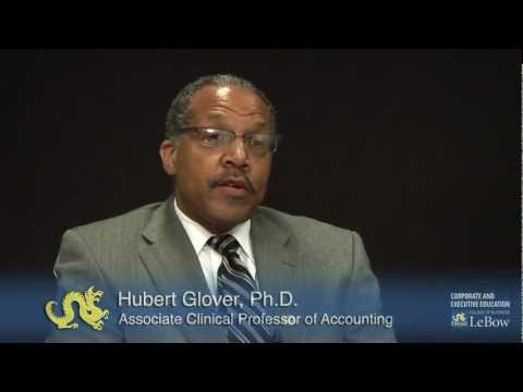 Hubert Glover, Ph.D., Discusses Healthcare Transformation