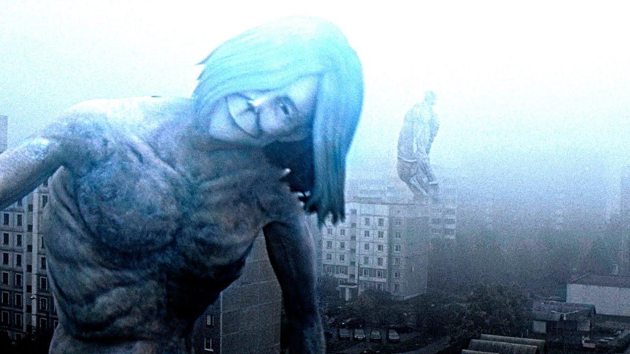 Attack On Titan EREN FOUNDING TITAN The Rumbling Real Animated