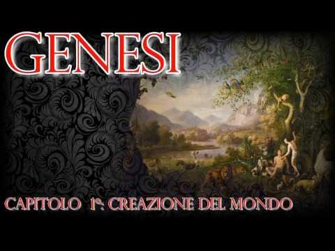 BIBBIA - GENESI - Vecchio Testamento - Libro 1° - Pentateuco