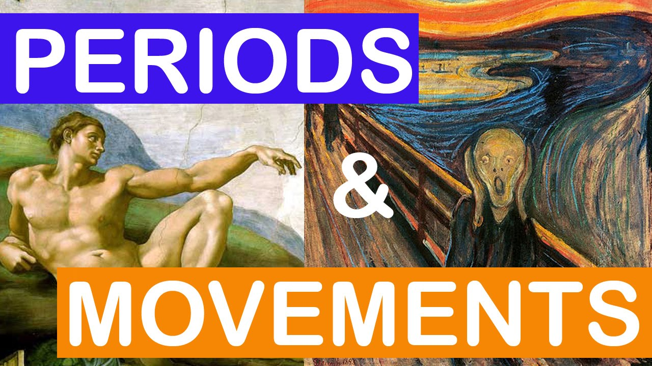 Art Periods and Art Movements | LittleArtTalks - YouTube