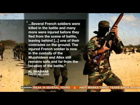 French hostage feared killed in Somalia