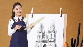부산 사상구 동국미술학원/ 큐브수학교습소