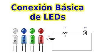 Conexión Básica de un LED