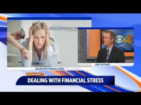 Dealing With Financial Stress In Your Life