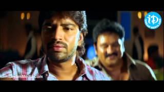 Allari Naresh, Krishna Bhagavan Funny Scene - Saradaga Kasepu Movie