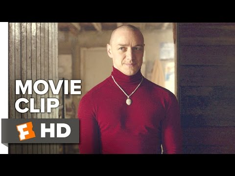 Split Movie CLIP - Patricia Tries to Reassure the Girls (2017) - James McAvoy Movie