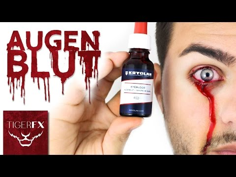 THE REVIEW: Testing the Eyeblood from Kryolan