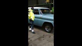 Chevrolet Suburban 1965 Carryall C10
