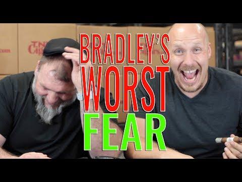 Bradley's Greatest FEAR EXPOSED (f. Chogui)