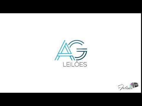 Assista: Intro Logo para empresa AG Leilões