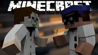 NYTT SPILL PÅ THE HIVE - Minecraft: The Lab / Norsk Minecraft