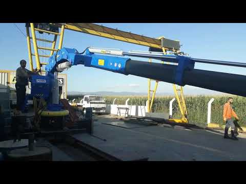 Marine deck crane swl10t ,davit cranes for sale